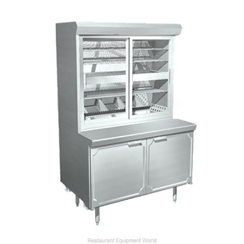 Larosa L-31160-28 Display Pie Case Refrigerated (Magnified)