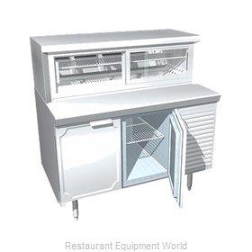 Larosa L-34150-23-28 Display Case, Refrigerated