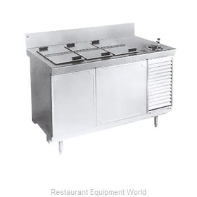 Larosa L-40156-28 Ice Cream Dipping Cabinet