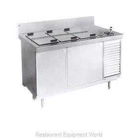 Larosa L-40168-28 Ice Cream Dipping Cabinet