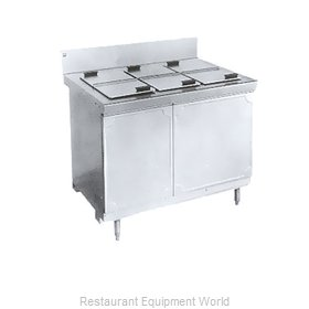 Larosa L-41132-32 Ice Cream Dipping Cabinet