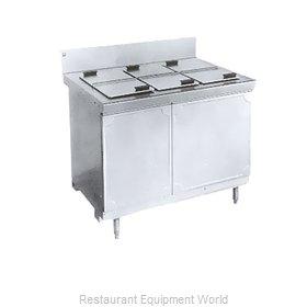 Larosa L-41154-28 Ice Cream Dipping Cabinet