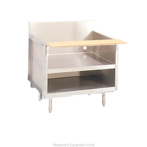 Larosa L-70142-30 Equipment Stand for Countertop Cooking