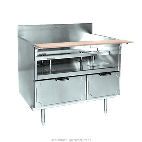 Larosa L-71178-30 Equipment Stand for Countertop Cooking