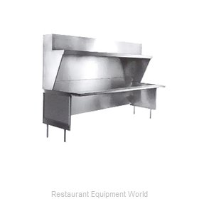 Larosa L-72190-26 Equipment Stand, for Countertop Cooking