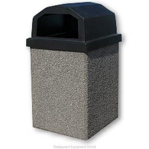 Lexington Precast 30G Waste Receptacle