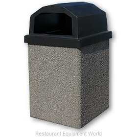 Lexington Precast 30G Waste Receptacle