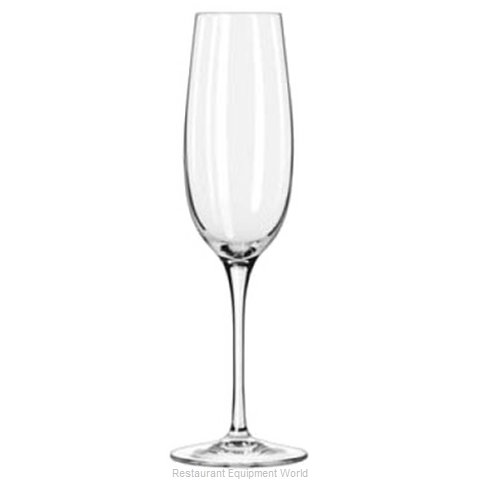 Libbey 09233/06 Glass Champagne (Magnified)