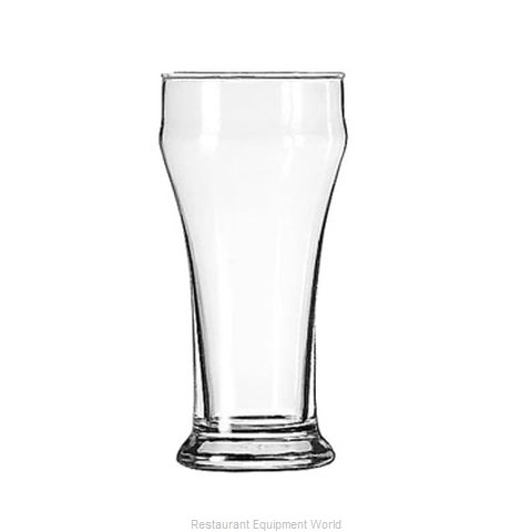 Libbey 1013HT Pilsner Glass (Magnified)