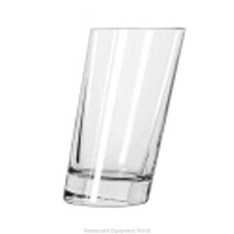 Libbey 11006921 Glass Hi Ball (Magnified)