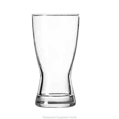 Libbey 1176HT Pilsner Glass (Magnified)
