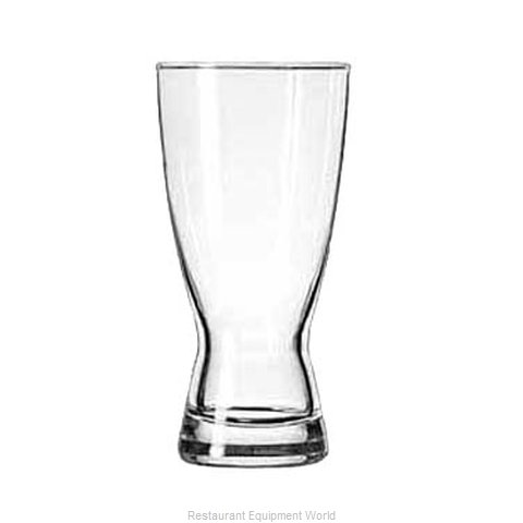 Libbey 1183HT Pilsner Glass (Magnified)