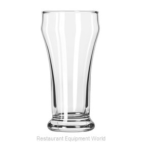 Libbey 12 Pilsner Beer Glass