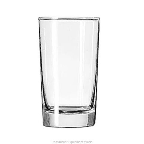 Libbey 123 Glass, Hi Ball