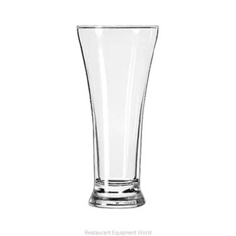 Libbey 1240HT Pilsner Glass (Magnified)