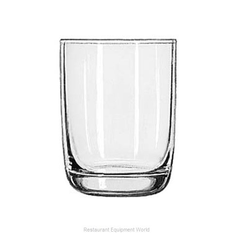 Libbey 135 Room Tumbler (Magnified)