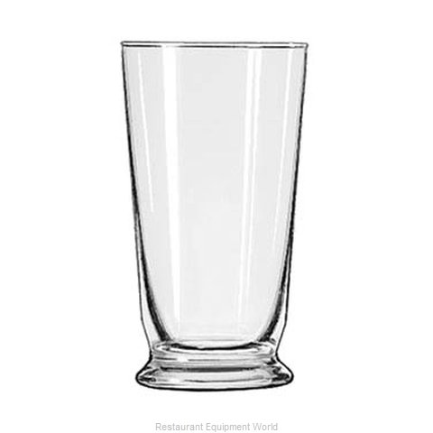 Libbey 1453HT Soda Glass (Magnified)