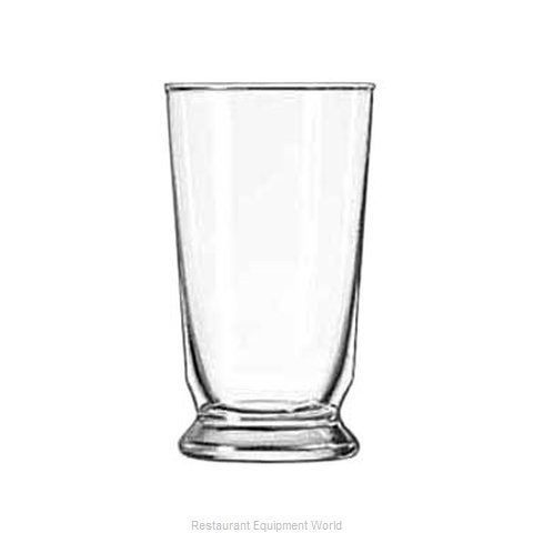 Libbey 1454HT Malted Glass (Magnified)