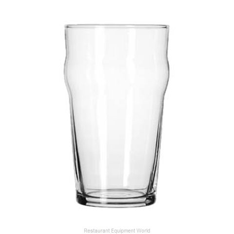 Libbey 14801HT Pub Glass (Magnified)