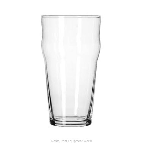 Libbey 14806HT Pub Glass (Magnified)