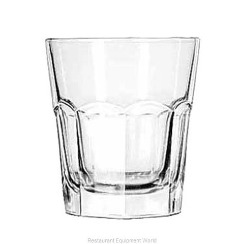 Libbey 15233 Double Rocks Glass