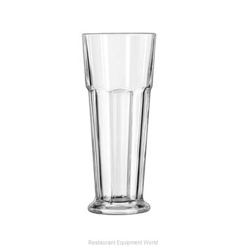 Libbey 15429 Pilsner Glass (Magnified)