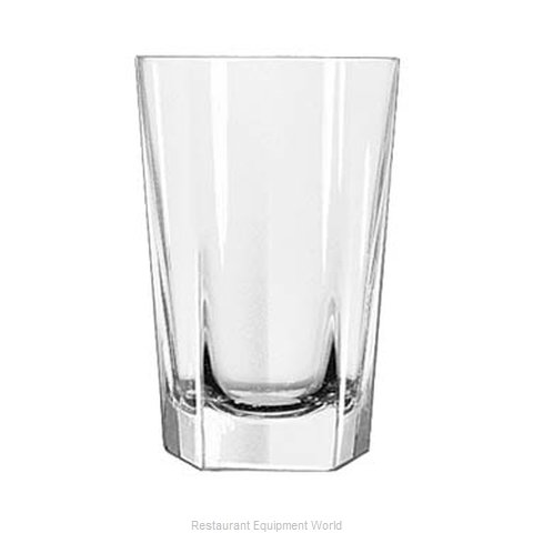 Libbey 15479 Glass Water (Magnified)