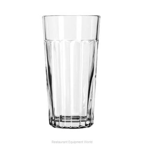 Libbey 15643 Tumbler (Magnified)