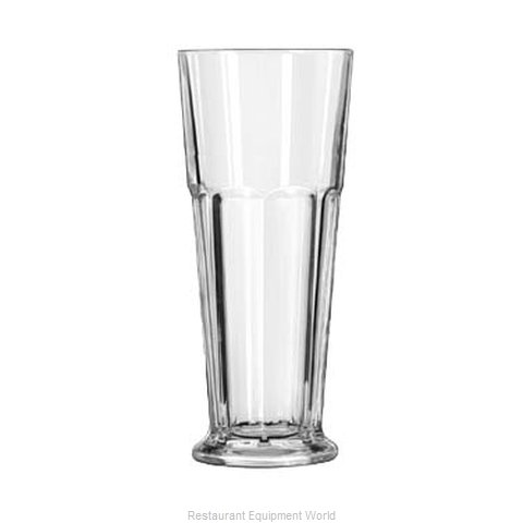 Libbey 15673 Pilsner Glass (Magnified)