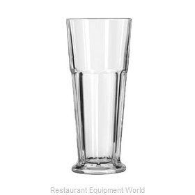 Libbey 15680 Footed Pilsner Beer Glass