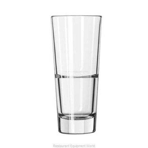 Libbey 15711 Glass, Hi Ball (Magnified)
