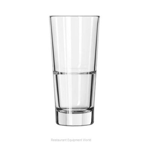 Libbey 15713 Beverage Glass (Magnified)