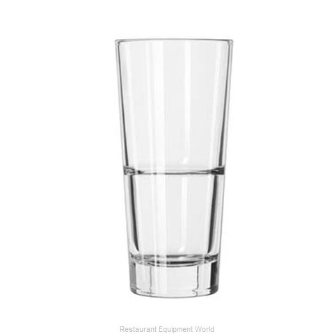 Libbey 15714 Beverage Glass (Magnified)