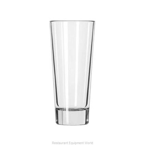 Libbey 15810 Glass Hi Ball (Magnified)