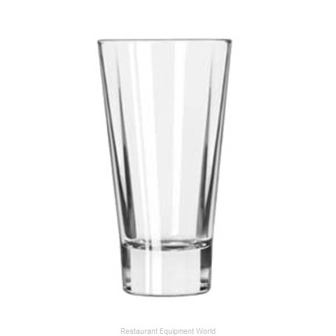 Libbey 15824 Glass Water (Magnified)
