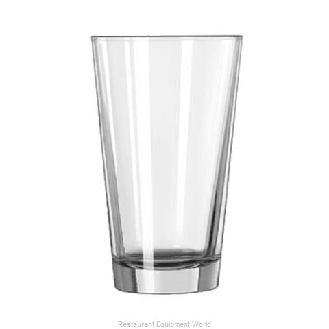 Libbey 1632HT Glass Bar Mix (Magnified)