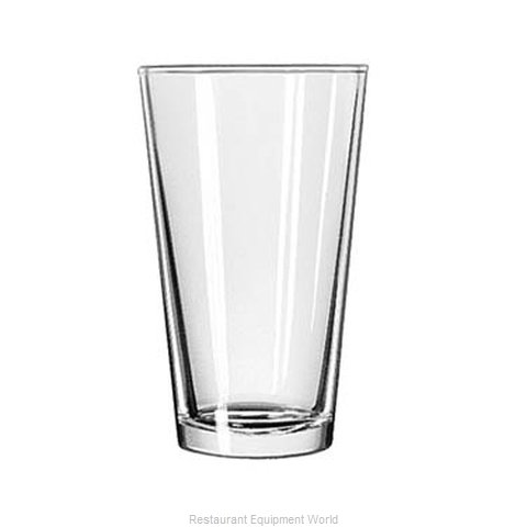 Libbey 1637HT Glass Bar Mix (Magnified)