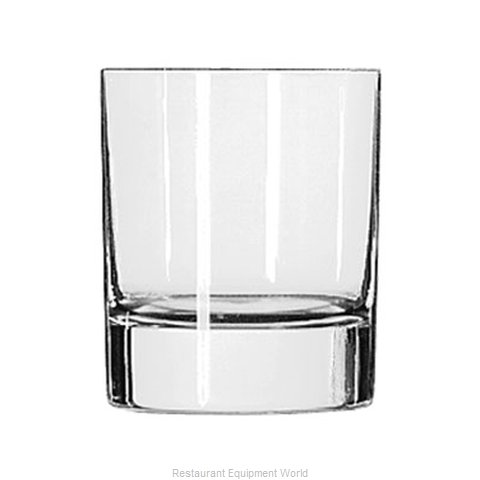 Libbey 1654SR Glass, Old Fashioned / Rocks (Magnified)