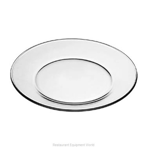 Libbey 1788489 Plate Glass (Magnified)
