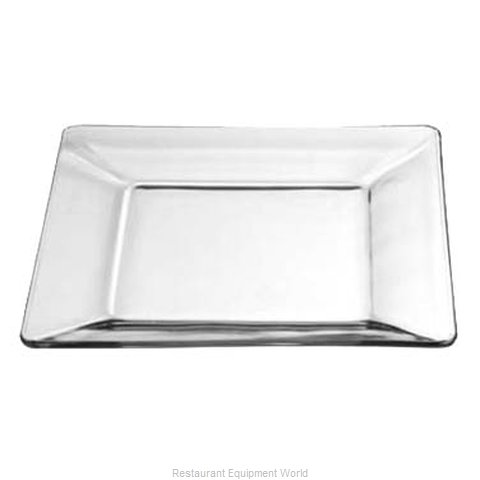 Libbey 1794708 Plate, Glass (Magnified)