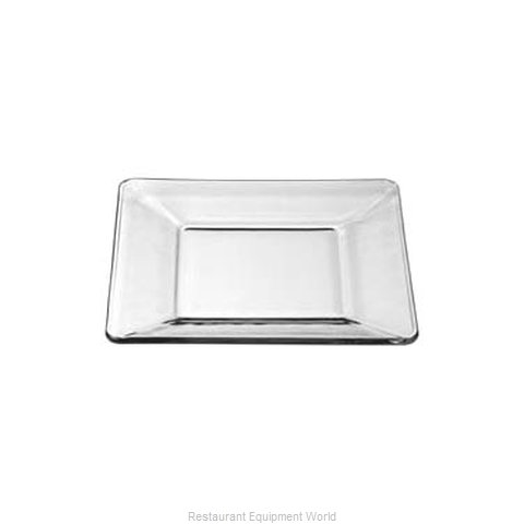 Libbey 1797299 Plate, Glass (Magnified)