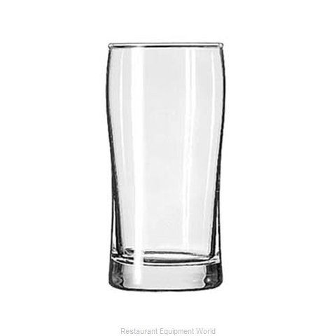 Libbey 226 Glass, Collins / Zombie (Magnified)