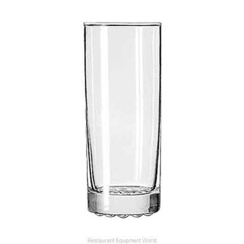 Libbey 23106 Glass, Hi Ball