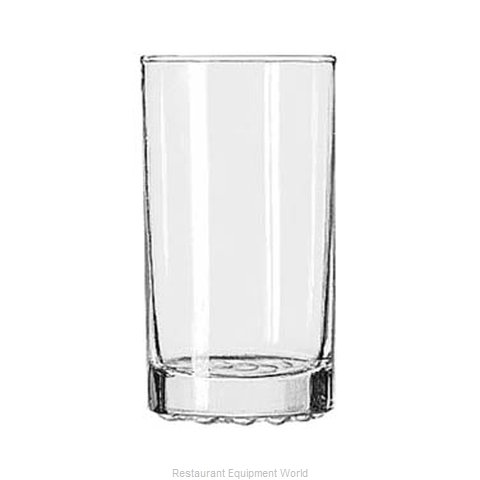 Libbey 23186 Hi Ball Glass (Magnified)