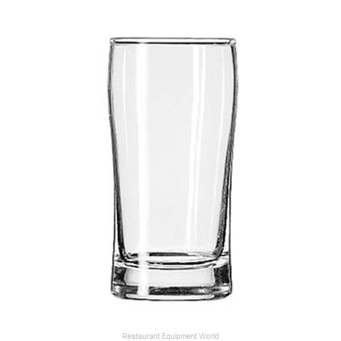 Libbey 232 Hi Ball Glass (Magnified)