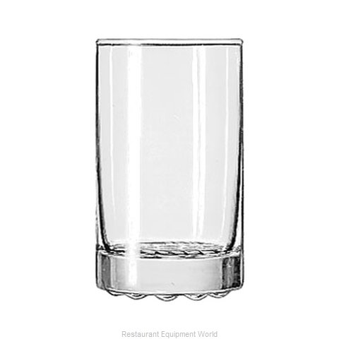 Libbey 23236 Glass, Hi Ball (Magnified)