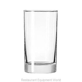 Libbey 2325 Glass, Hi Ball