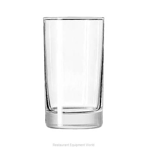 Libbey 2359 Beverage Glass (Magnified)