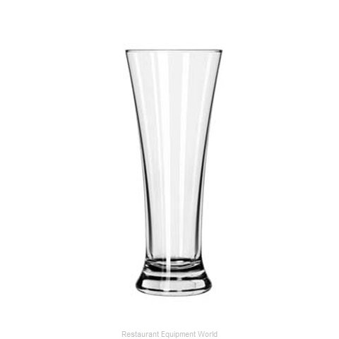 Libbey 247/69292 Pilsner Beer Glass (Magnified)