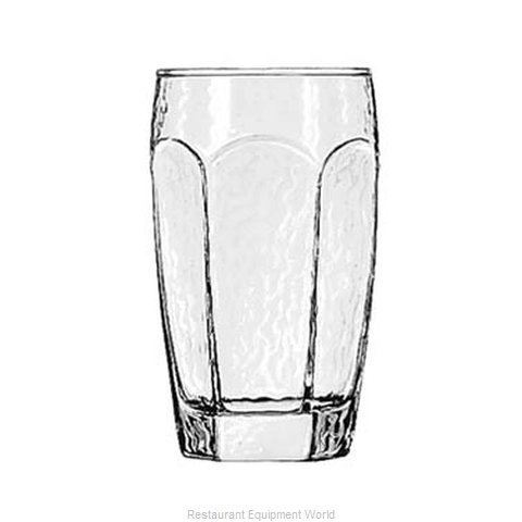 Libbey 2488 Beverage Glass (Magnified)